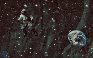 Space wallpaper version by SubDooM