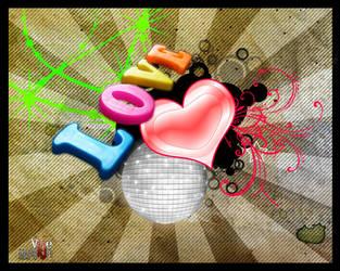 Disco Love by SubDooM