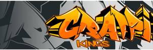 graffiti kings graphic 2 by SektrOne