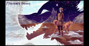 A Redtail's Dream - fanart by LoupDeMort