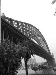 Sydney Harbour Bridge by asrei