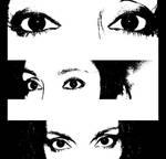 Yeux / Eyes / Occhi by Zandrine-C