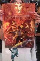The New Legend of Korra Poster by zolofft1215