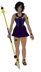 Sailor Barnard 15 - WIP by Aoichou