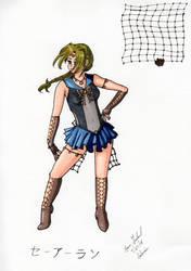 Sailorran by Aoichou