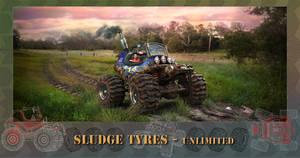 Sludge Tyres unlimited by markt3000