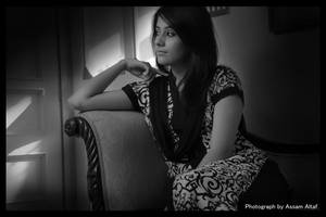 Thinking Many Things by AssamART