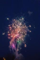 Fireworks on Walpurgis Night - 1 by silentmemoria