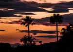 Extraordinary Sunset over Calahonda - 2 by silentmemoria