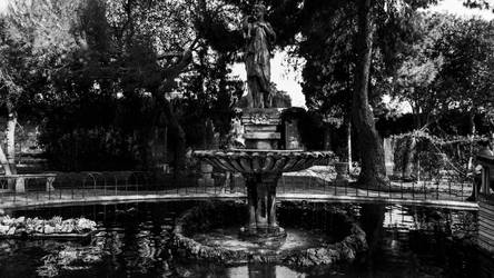 Unnamed Fountain - Malta - 45 by silentmemoria