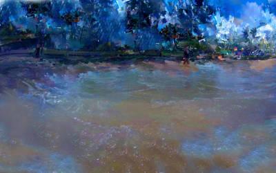 Srilanka Beach by DJKpf