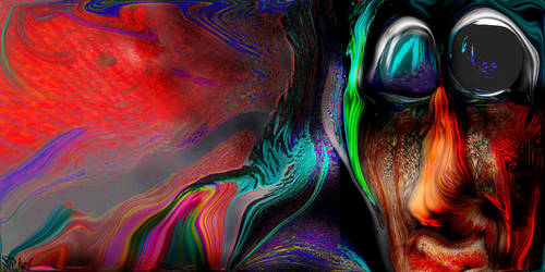 Cosmic Radiation by DJKpf