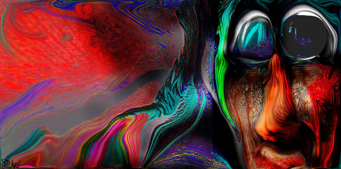 Inferno of Earth by DJKpf