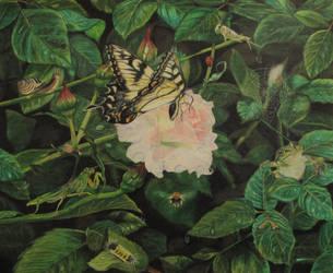 Garden of Life by rosegirouard