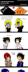Naruto + Death Note CrackComic by MSkyDragons