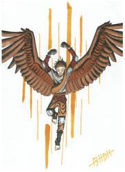 Birdguy by BHDH