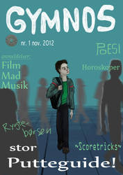 Gymnos Cover 01 by BHDH