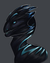 Blue'n'Black by ulv-f