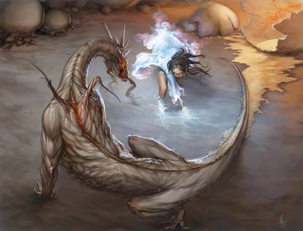 DragonKiller by Matariil