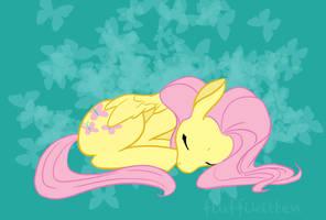 SleepyShy by fluffikitten
