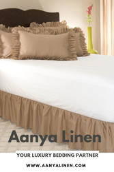 Luxury Bed Skirt by avaaroha1