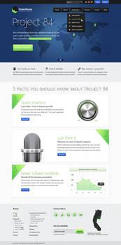 PowerHouse - PSD + HTML/CSS by ivelt