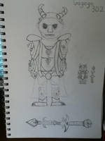 [Runescape] - Gagago302 - Original by Demonheadge