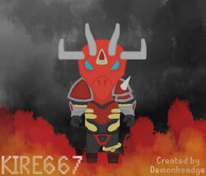 [Runescape] - Kire667 - 1/2 by Demonheadge