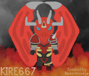 [Runescape] - Kire667 - 2/2 by Demonheadge