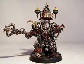 Dark Apostle by Choochoomedic