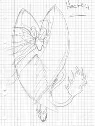 Heaven Sketch by KuschelGarou