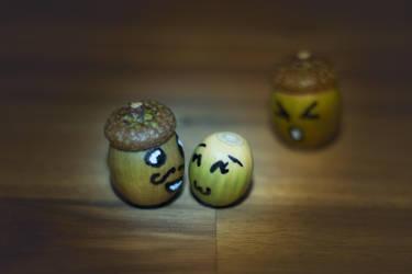 Nut Romance by G-StylezNet