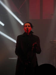 Marilyn Manson by KMourzenko