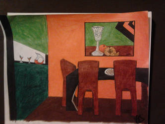Dinning room by YukininaSuzu