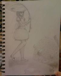 Strawberry Girl by YukininaSuzu