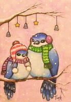 Let it snow... by katTink