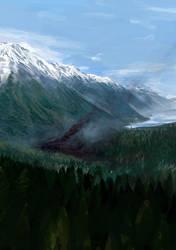 The Landing by Morriperkele