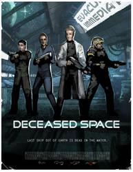 DECEASED SPACE by Morriperkele