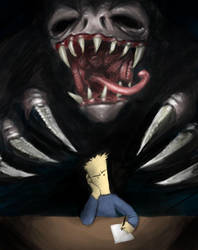 Fear of the dark by Morriperkele