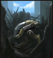Mechanical by Morriperkele