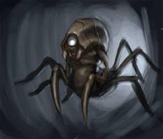 Spider thingie by Morriperkele