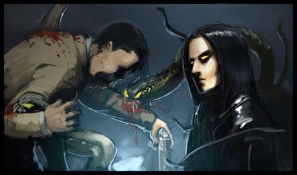 The Darkness by Morriperkele