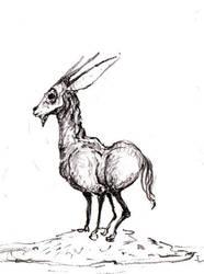 goat island by Happydeath