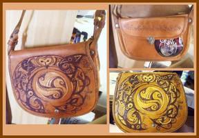 Celtic Bag by MademoiselleOrtie