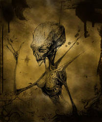 Alien by chicharomagico
