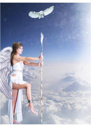 Guardian angel by starxdust
