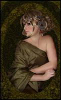 Ida in Ivy Art Nouveau by starxdust