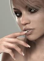 Rebeca Close up by BestmanPi