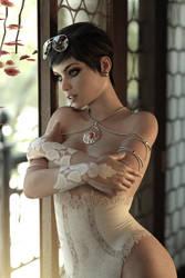 Rebeca Portrait 11 by BestmanPi