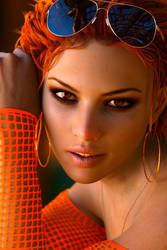 Rebeca Portrait 198 by BestmanPi